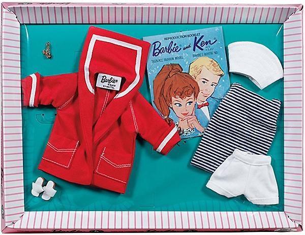 Летний костюм для Барби Let's Play Barbie 2012