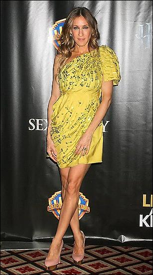 Кукла Барби одевается в Lanvin как Сара Джессика Паркер