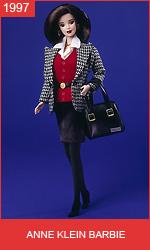 Кукла Барби от Анны Кляйн