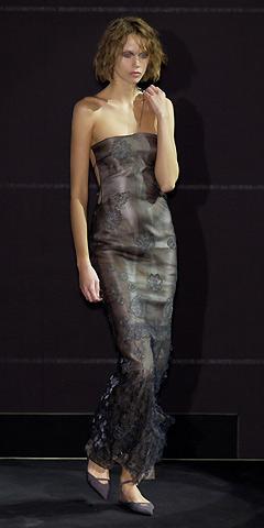 Платье от Армани и коллекционная Барби Armani