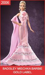 Кукла Барби от Бэдгли Мишка