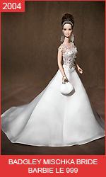 Кукла Барби невеста от Бэдгли Мишка