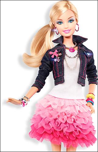 Daily Mail: кукла Барби отвоевывает рынок