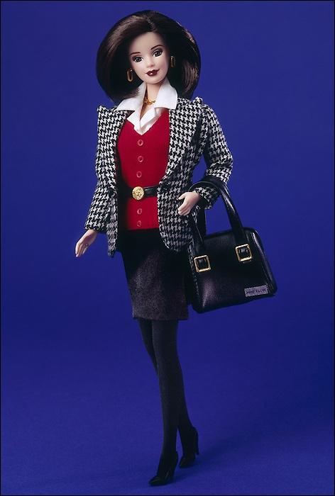 Коллекционная кукла Барби Anne Klein Barbie