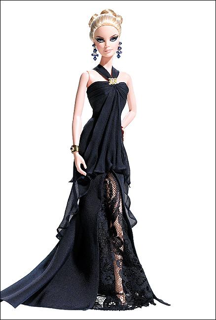 Дизайнерские платья барби