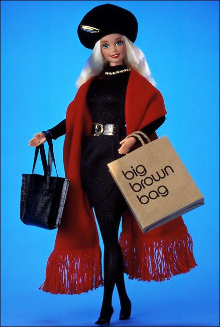 Коллекционная Donna Karan Barbie - Барби от Донны Каран