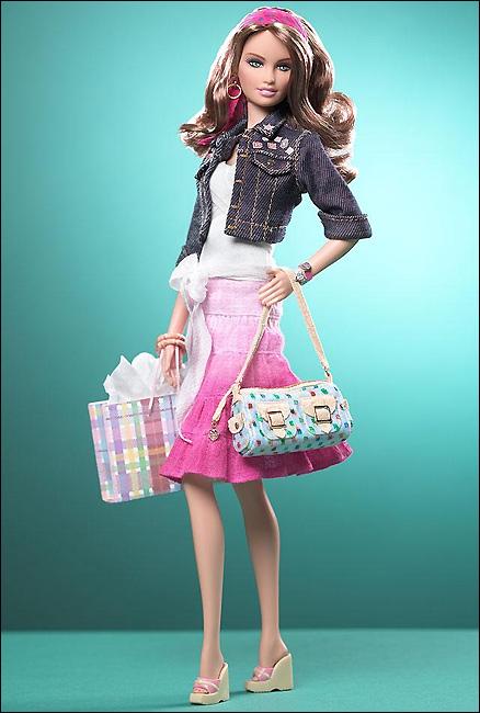 Коллекционная кукла Барби Dooney & Bourke Barbie