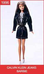 Кукла Barbie от Calvin Klein