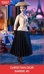 Барби от Кристиан Диор Dior