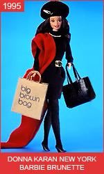 Кукла Barbie от DKNY