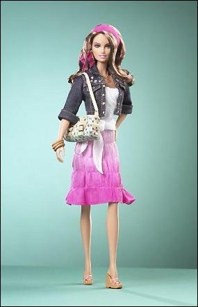 Коллекционная кукла Барби Dooney & Bourke