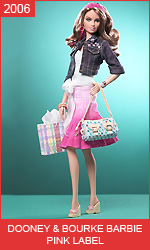 Коллекционная кукла Барби от Дуни и Бурк