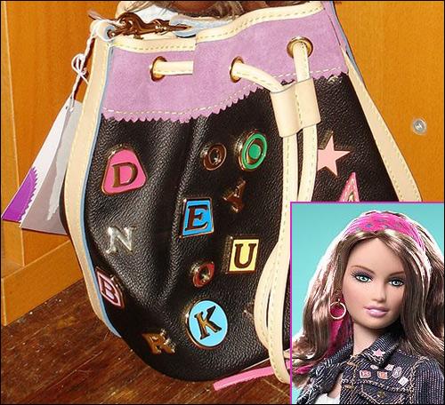 Сумка Dooney & Bourke и кукла Барби