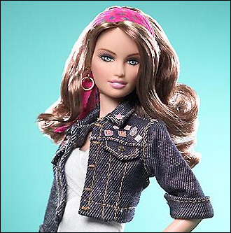 Фото кукла Барби Dooney & Bourke