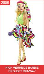 Коллекционная кукла My Scene от Ника Верреоса