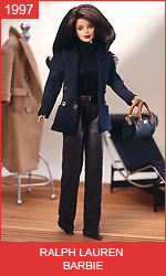 Коллекционная Барби от Ральфа Лорена Ralph Lauren Barbie