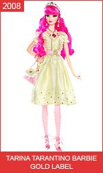 Кукла Барби Тарина Тарантино
