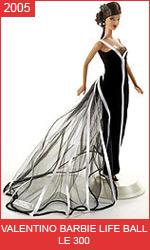 Коллекционная Барби от Рудольфа Валентино