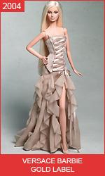 Кукла Барби от Версаче Versace Barbie