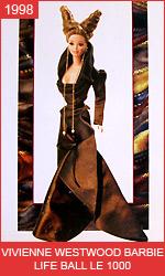Барби от Вивьен Вествуд