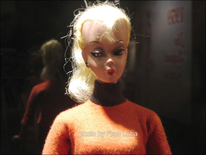 Кукла bild lilli стала прототипом барби