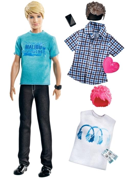 Кен идет на свидание: Dating Fun Ken