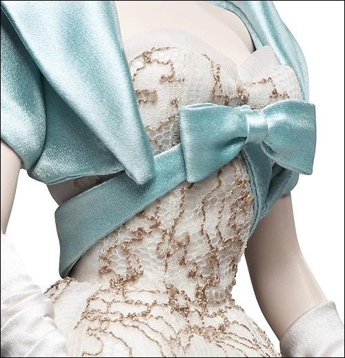 Одежда коллекционной Барби Party Dress Silkstone