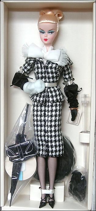 Коллекционная кукла Барби новинка 2012