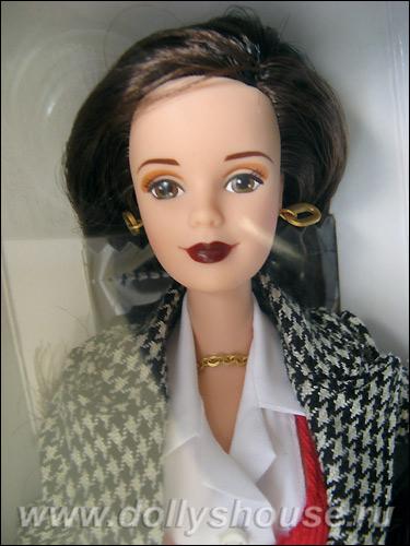 Живое фото Барби Anne Klein