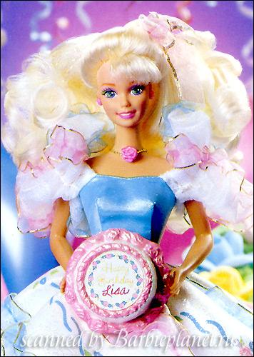 Барби исполнилось 53 года