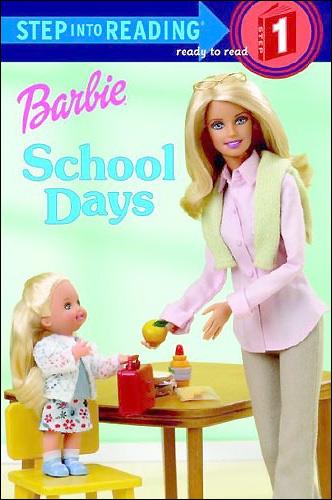 Детская книга о Барби