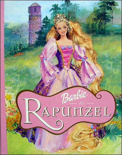 Барби-Рапунцель
