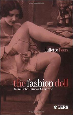 Книга о Барби и других модных куклах Джульетт Пирс