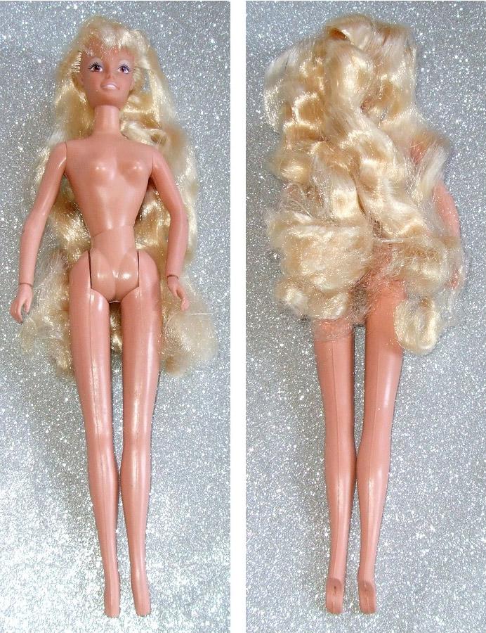 Тело куклы Карины от BUSCH