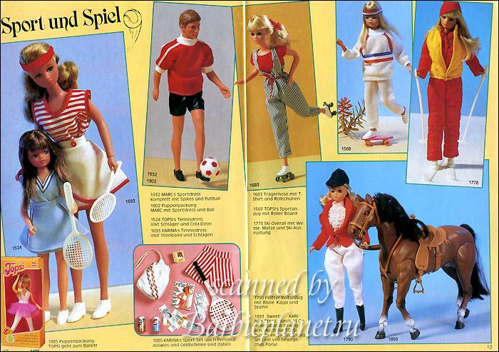 Кукла Карина спорт и лошади