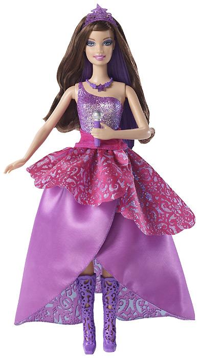 Нехитрый сюжет с новыми куклами барби