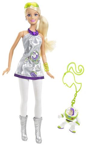 История Игрушек 3: Кукла Барби любит База