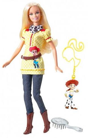 История Игрушек 3: Кукла Барби любит Джесси