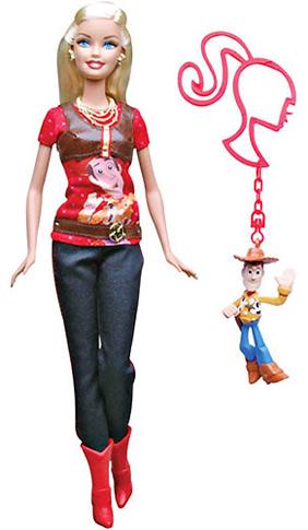 История Игрушек 3: Кукла Барби любит Вуди