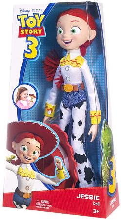 Кукла Джесси от Mattel: История Игрушек 3