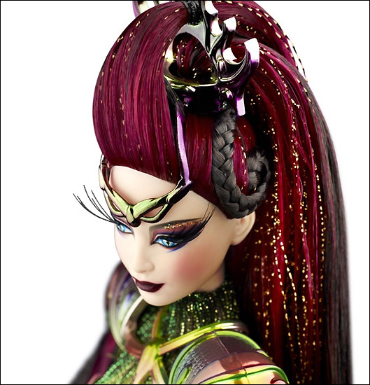 Императрица барби barbie empress of the aliens