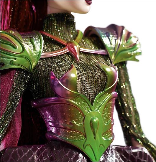 Коллекционная кукла Барби Императрица Инопланетян