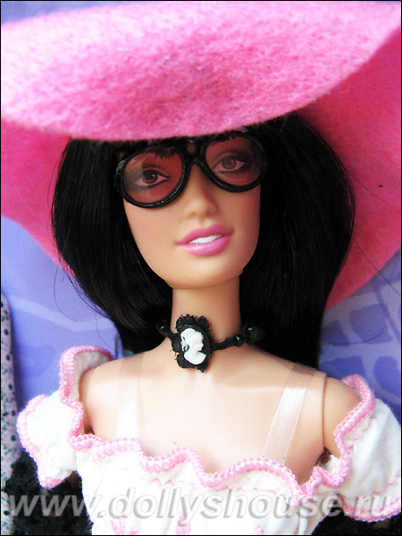 Коллекционная кукла Барби Anna Sui Boho Barbie фото