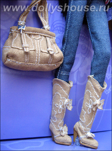 Аксессуары коллекционной Барби Anna Sui Boho Barbie