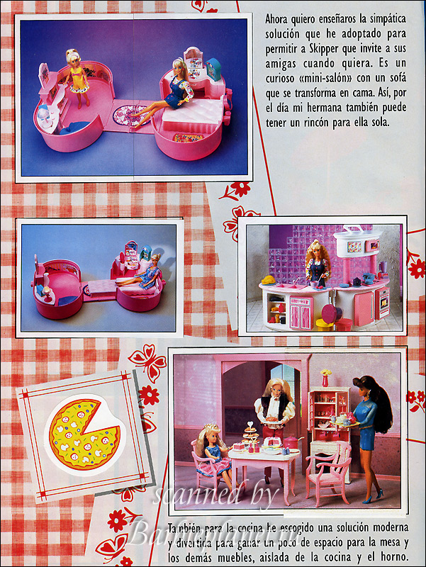 Барби из журнала барби мода panini