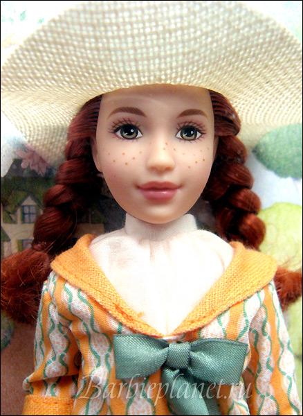 Фото куклы Anne of Green Gables