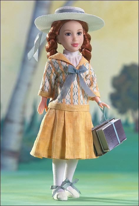 Коллекционная кукла Аня из Зеленых Крыш