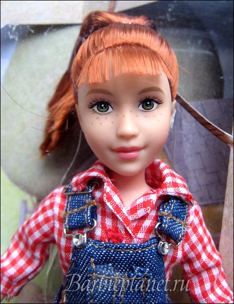 Кукла When I Read I Dream Fern