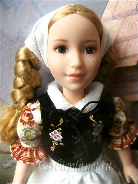 Фото куклы Heidi When I Read I Dream