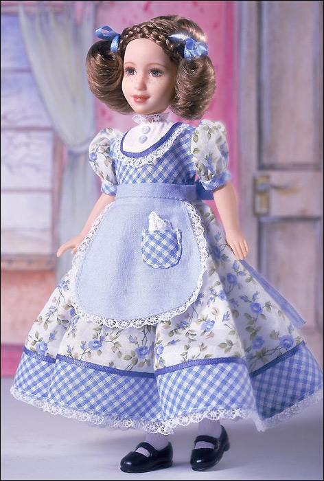 Коллекционная кукла героиня книги Маленькие Женщины Джо